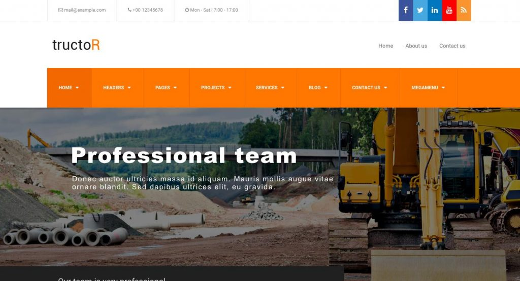 11 Best WordPress Themes for Electricians (2017) | EGrappler