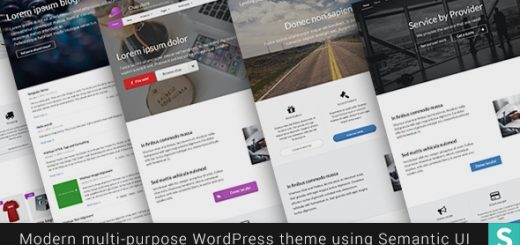 Chap – AMP-Ready Multi-Purpose Theme