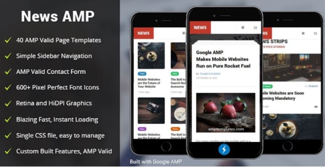 Amp WordPress Themes 4 Easy Options for Getting an AMP Website