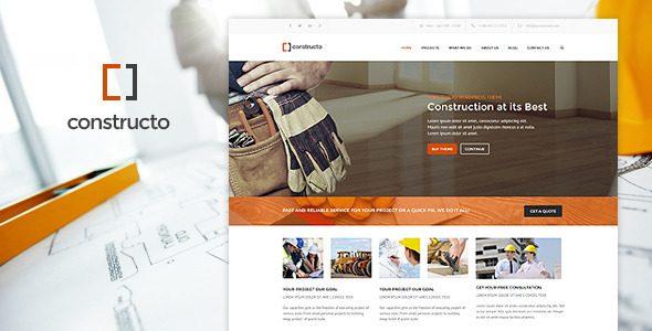 Constructo theme