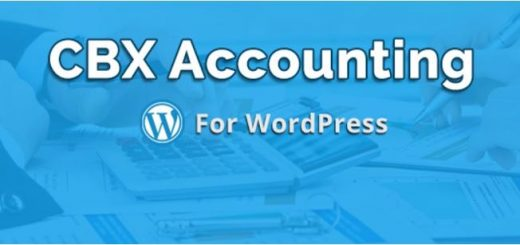 CBX Accounting – WordPress Bookkeeping And Accounting Plugin