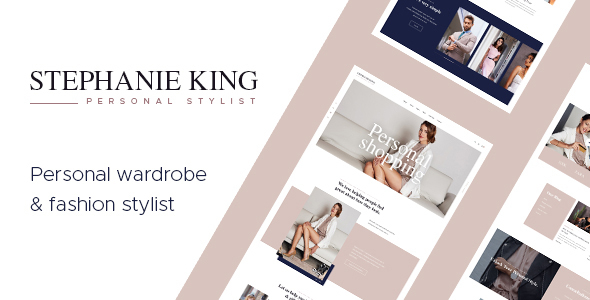 S.King   Personal Stylist and Fashion Blogger