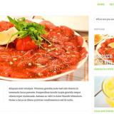 10 Best WordPress Themes for Recipe Blogs