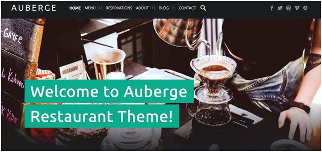 Auberge Plus by Webman Design