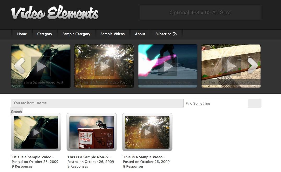 Video Elements