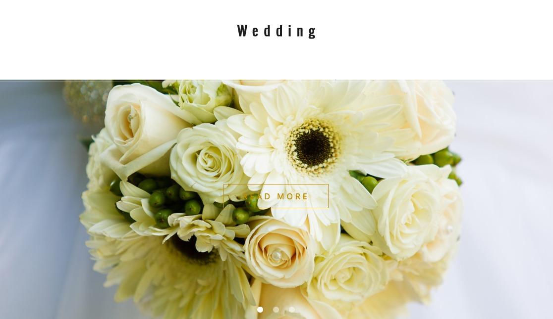 Wedding Agency WordPress Theme