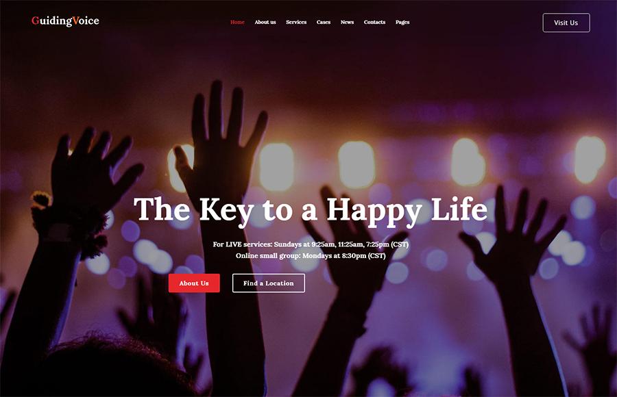 Life Coach Online WP Theme