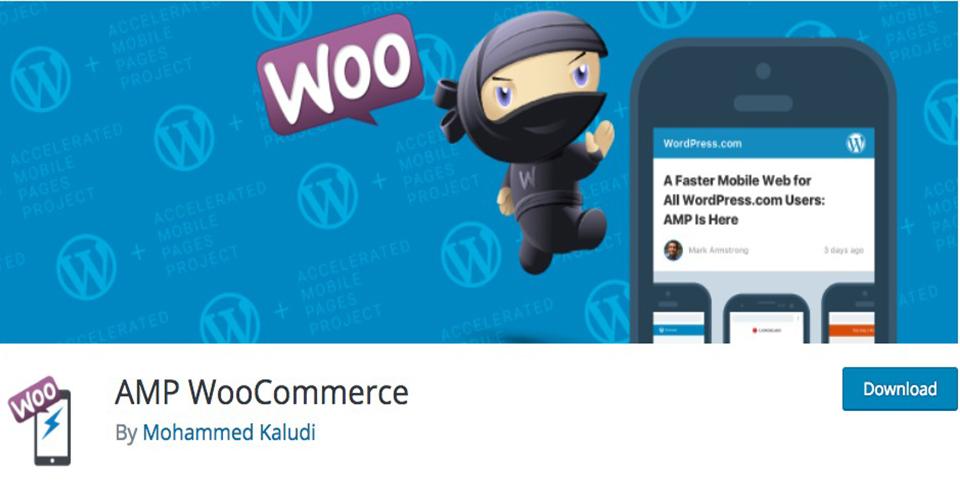 AMP WooCommerce