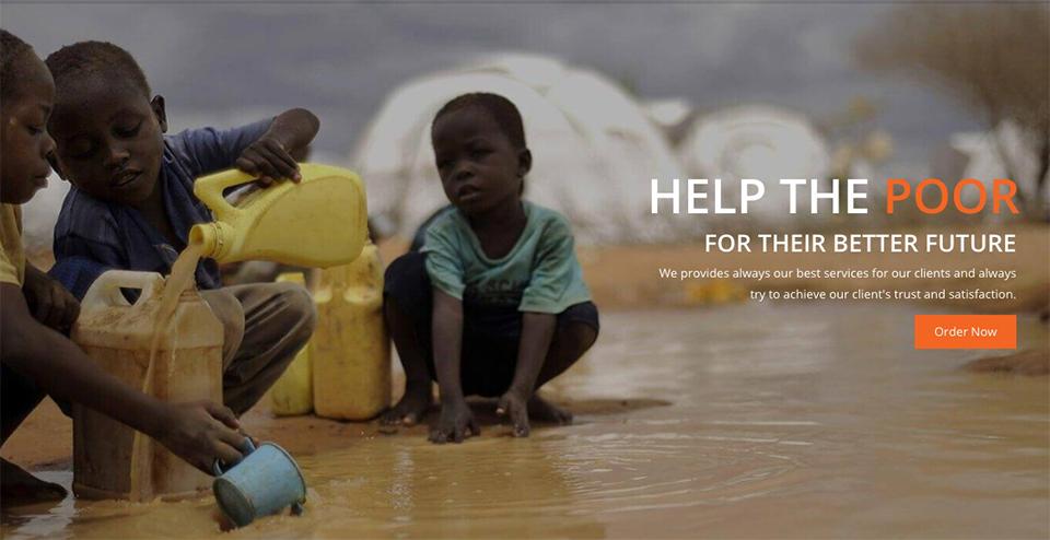 Charity Crowdfunding