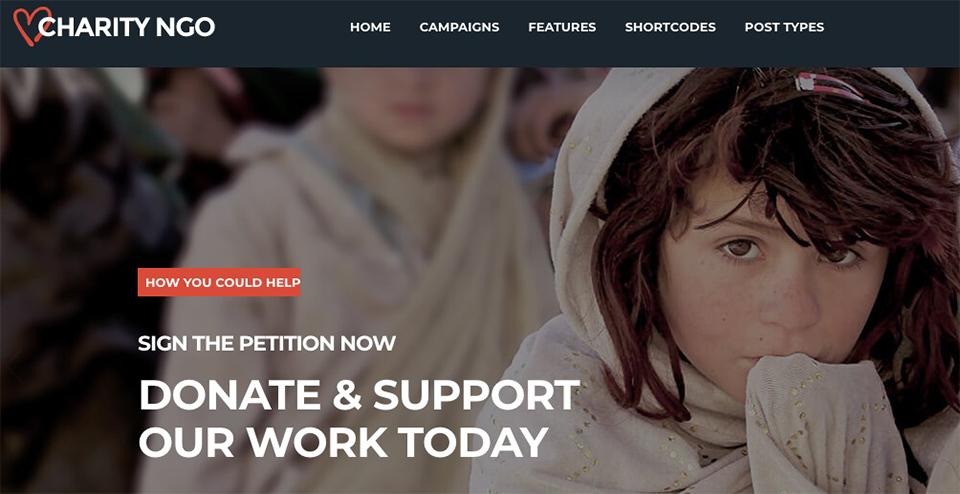 Charity NGO