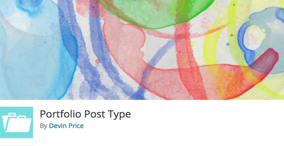 Portfolio Post Type