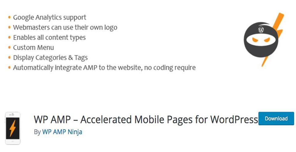 12 Best AMP Plugins for Wordpress