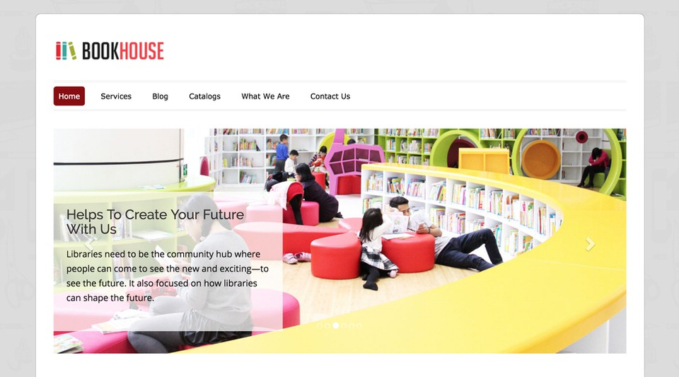 10 Best WordPress Themes for Bookstores & Libraries [2019