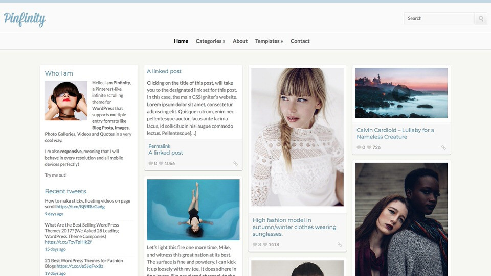 11 Best Wordpress Themes For Quotes 2019 Egrappler