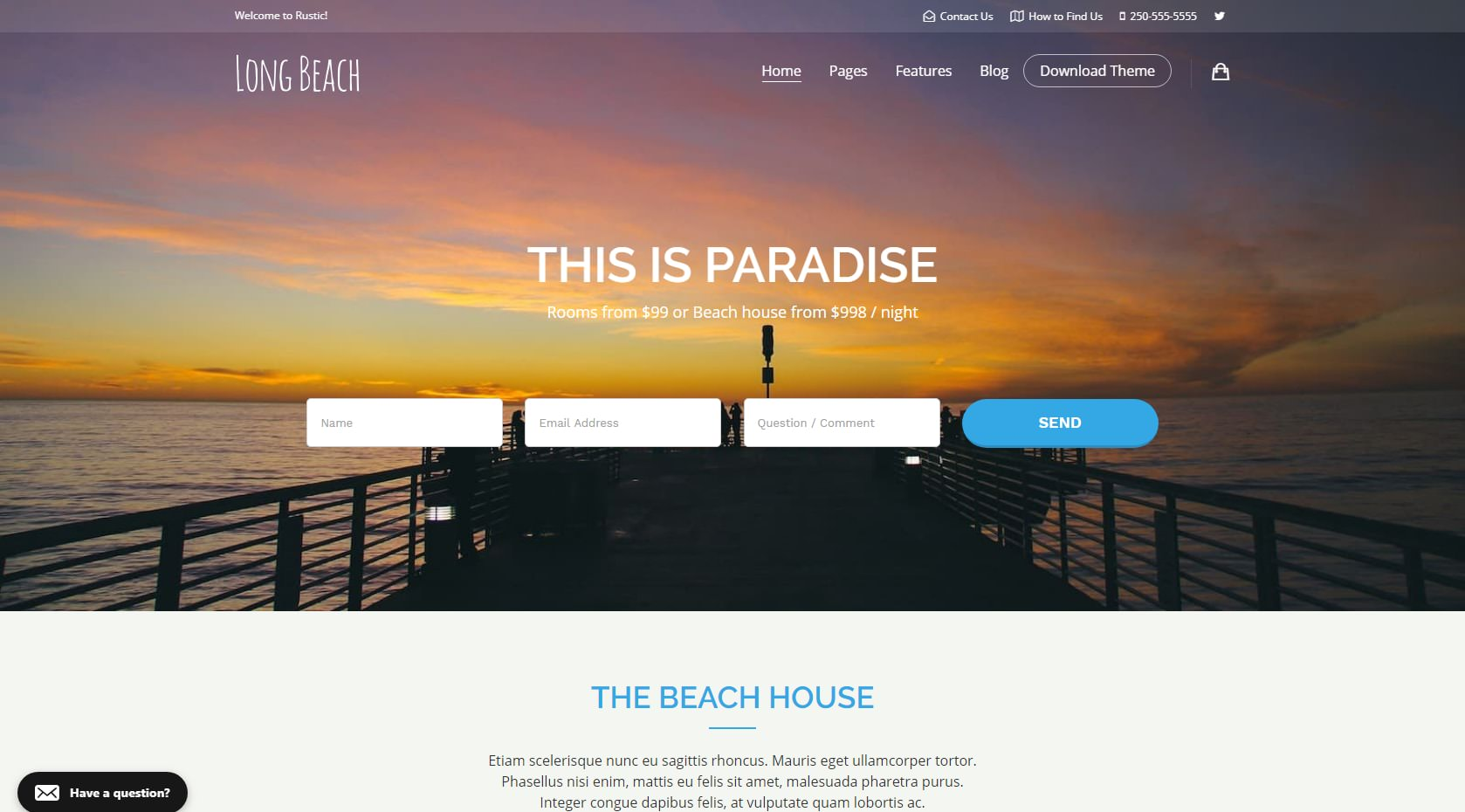 0fc0a768e25fdb 10 Best WordPress Themes for Vacation Rentals  2019