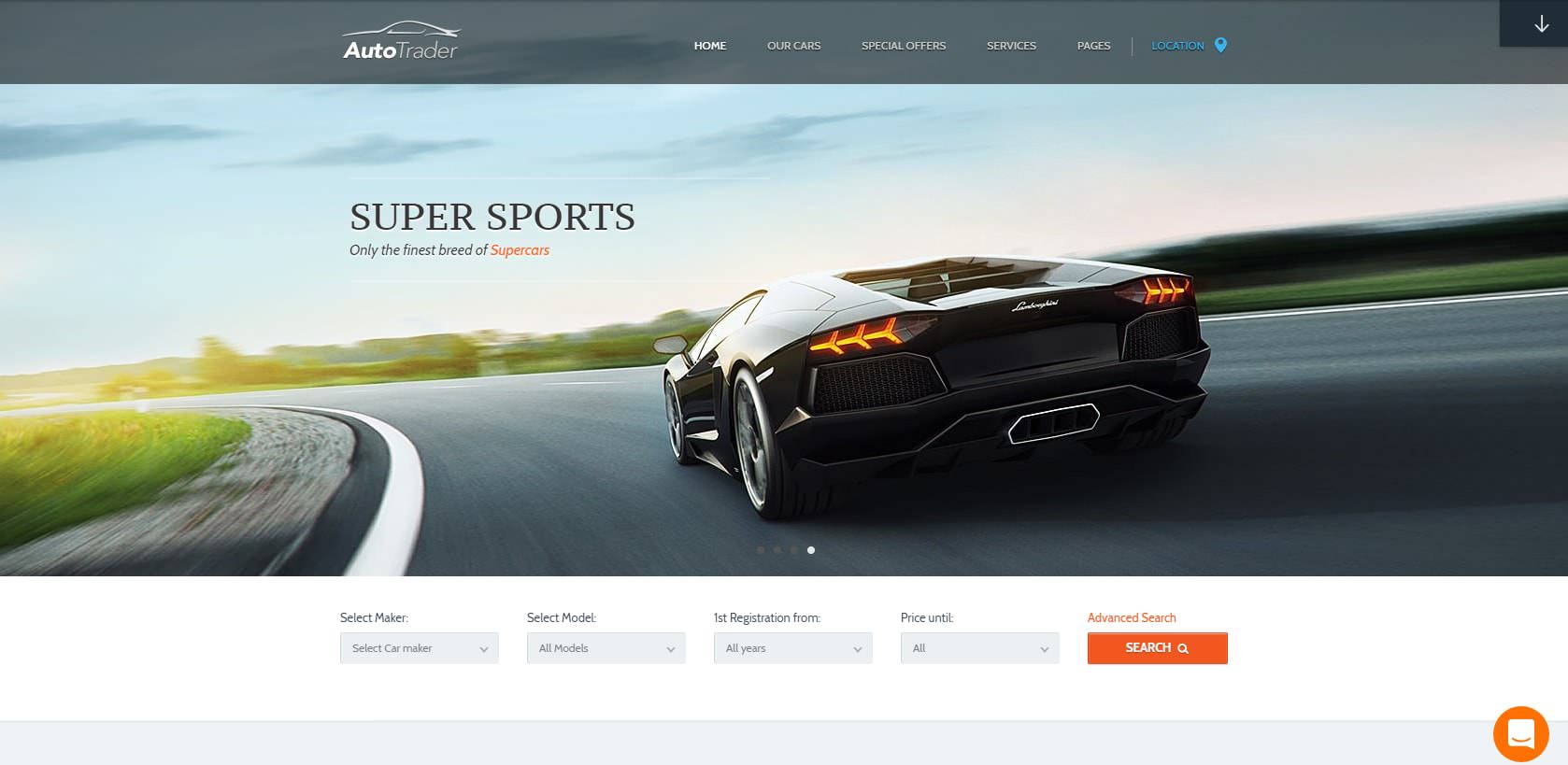 10 Best WordPress Themes for Used Cars [2018] | EGrappler