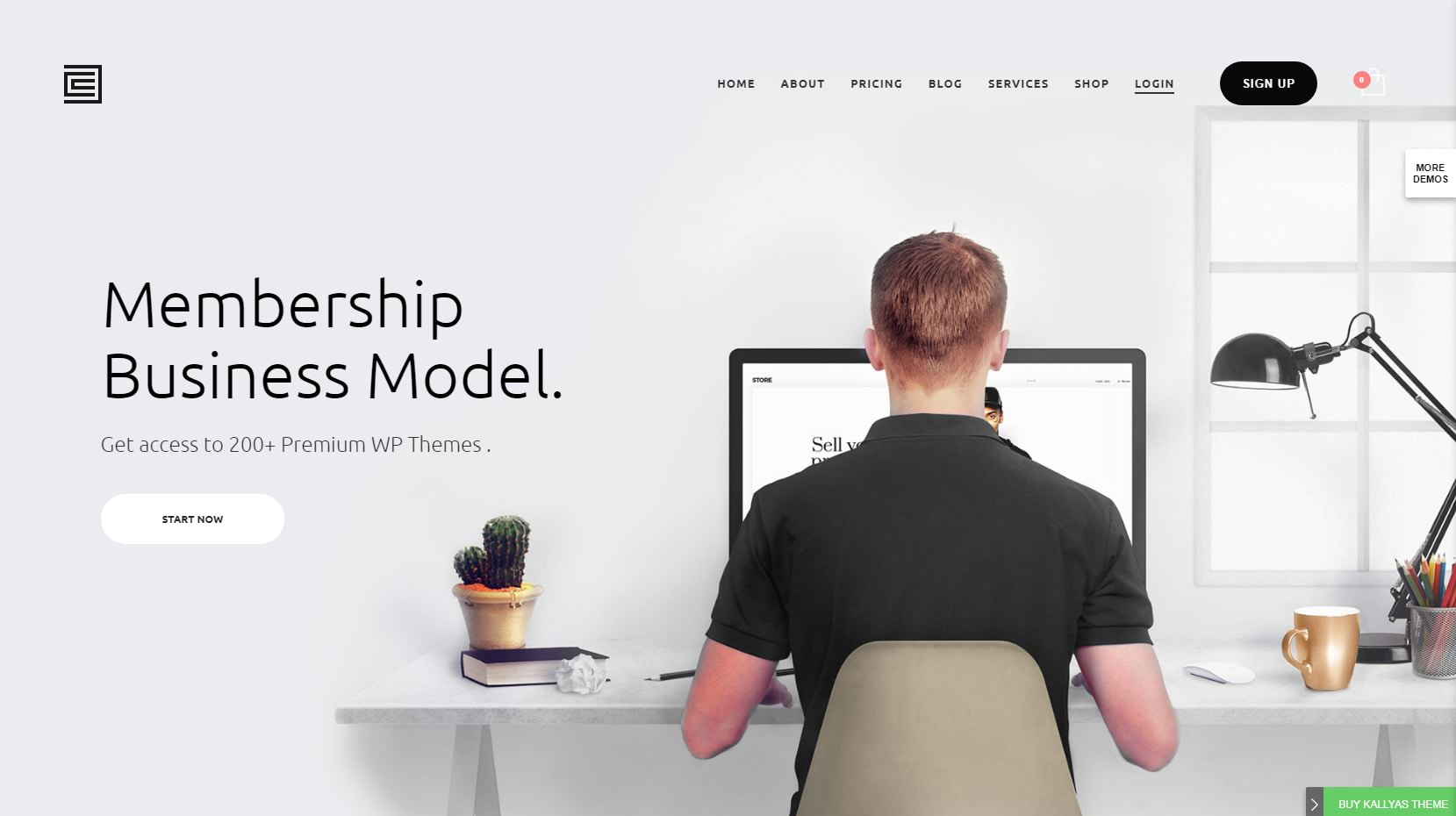 11 Best WordPress Themes for a Software Company [2019