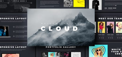 Free Responsive HTML5 One-Page Website Template: OnePager | EGrappler