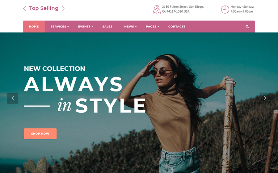 Meet A Collection Of Top 10 HTML Page Templates Of This Autumn