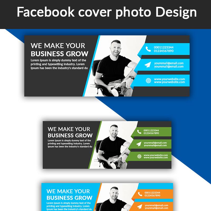 Facebook Cover Photo Design Social Media