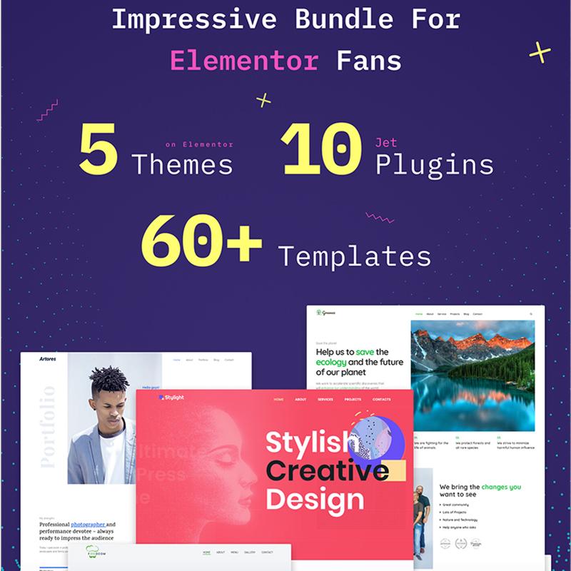Elementor WordPress Bundle
