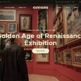 Ozeum WordPress theme