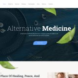 Avicenna WordPress theme